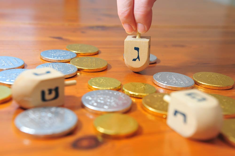 The Dreidel Game